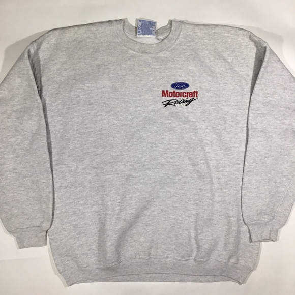 5b0233df547 ford Other - Vintage ford racing crewneck